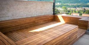 Holzbau Grimmeisen Balkon