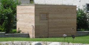 Holzbau Grimmeisen Garten