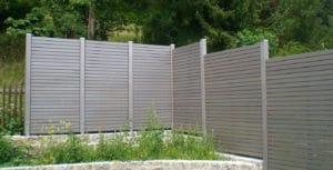 Holzbau Grimmeisen Sichtschutz