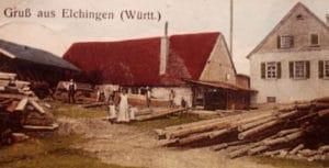 Holzbau Grimmeisen Geschichte