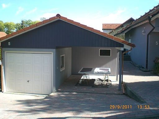 gallery of carport holz wei fu boden belag parkett laminat vinyl kork with carport wei