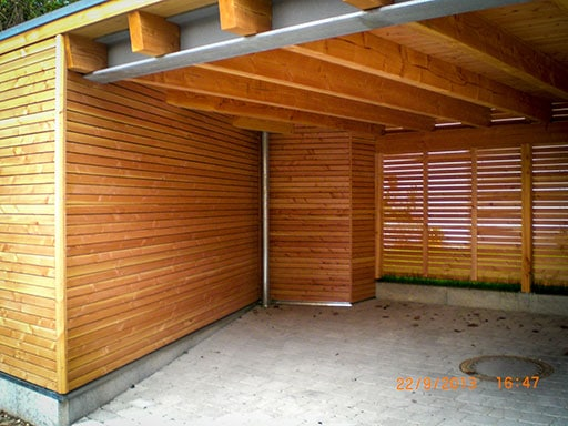 detailansicht carport fu boden belag parkett laminat vinyl kork. Black Bedroom Furniture Sets. Home Design Ideas