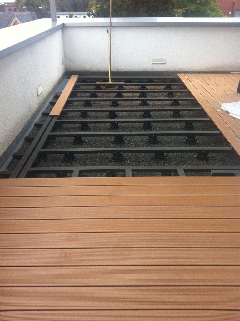 Terrasse Holz Paneele